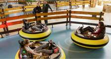 Bumper Cars in Center Parcs Les Bois-Francs