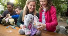 Kids Workshop: Bastele dein eigenes Stofftier in