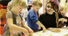 Kiddies-Programm in