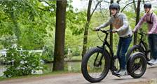Kick Bike in