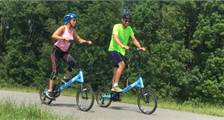 Fun Bikes in Center Parcs De Eemhof