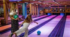 Bowling in Center Parcs De Eemhof