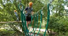 Low Adventure Experience in Center Parcs Erperheide
