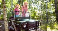 Kids Safari in Center Parcs Erperheide