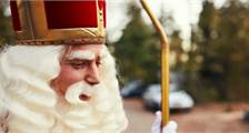 Nikolaus in Center Parcs De Huttenheugte