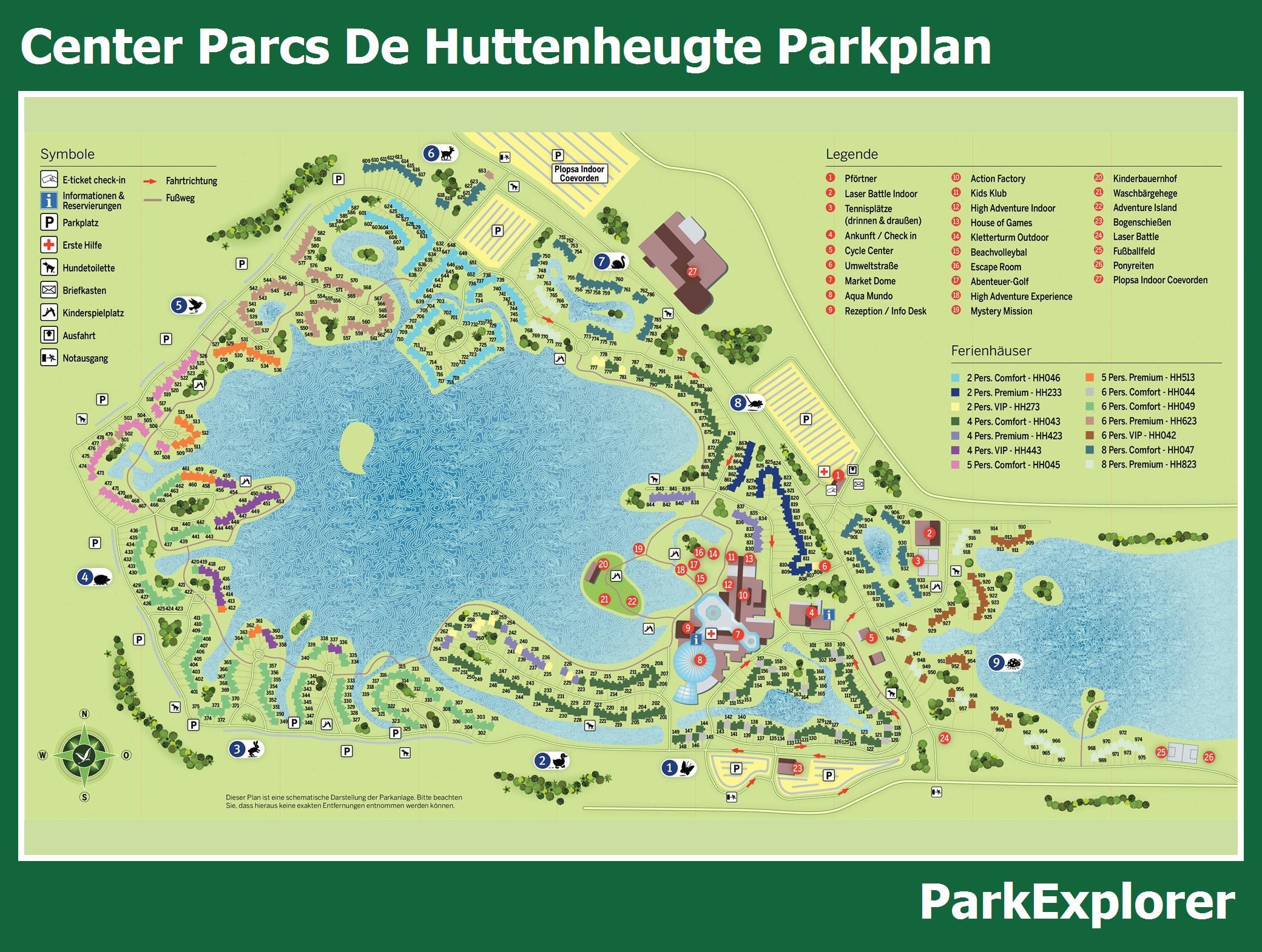 Centerparcs huttenheugte zwemmen nieuw center parcs aqua mundo
