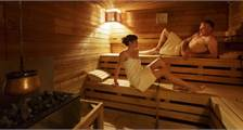Sauna in Center Parcs De Kempervennen