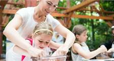 Kids Workshop: Backen in Center Parcs De Kempervennen