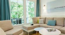 Premium-Ferienhaus (neues Design) LA894 in Center Parcs Le Lac d'Ailette