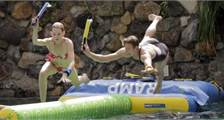 Cool Factor: Aqua Battle in Center Parcs Het Meerdal