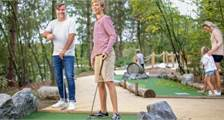 Abenteuergolf in Center Parcs De Vossemeren