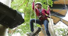 High Adventure Experience (drinnen) in Center Parcs De Vossemeren