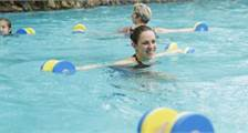 Aqua Workouts in Center Parcs De Vossemeren